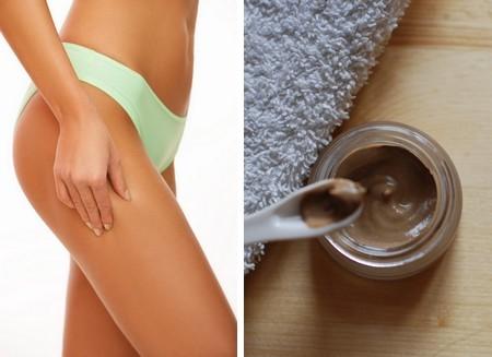 Такая кожа – ожидаемый редультат применения меда с мумие. Справа в баночке – мед с мумие